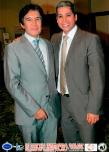 Dr. Gino Llosa - XVI Congreso Internacional ISAPS Lima, XIX Congreso Nacional de la Sociedad Peruana de Cirugía Plástica