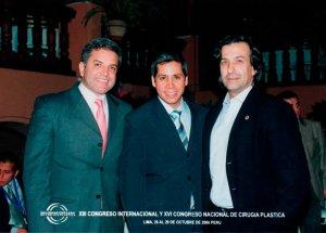 Dr. Gino Llosa - XIII Congreso Internacional y XVI Congreso Nacional de Cirugía Plástica