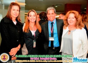 Dr. Gino Llosa - VI Jornada Peruano Brasilera de Cirugía Plástica del H.N.E. Rebagliati Martins
