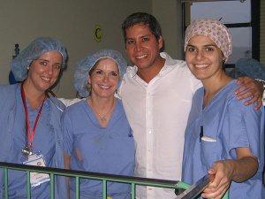 """""""Campaña Interplast"""" de Cirugía Reconstructiva: Fisuras labiales, palatinas y secuelas de quemaduras. - Tacna 2011"""